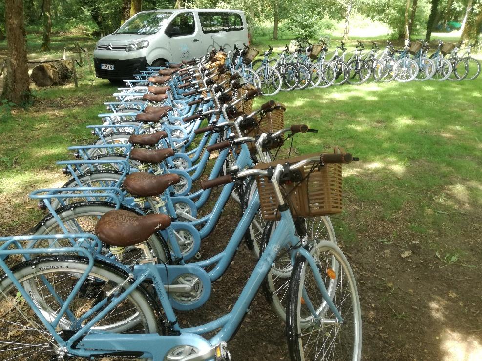 flotte vélos les cycles du bazadais