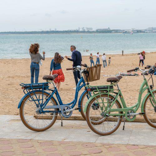 vélo de vacances