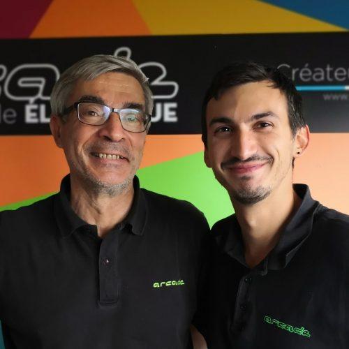 Frédéric et Francois